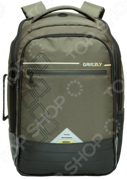 Рюкзак молодежный Grizzly RU-616-1