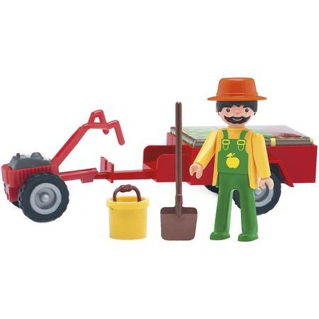 Купить Игровой набор с аксессуарами EFKO «Фермер»