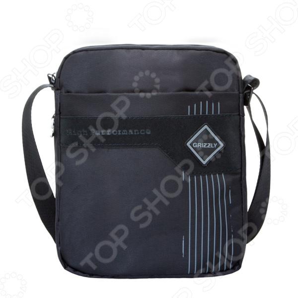 Сумка молодежная Grizzly MM-618-4 самый популярный в этом сезоне аксессуар, который кроме практической ценности поможет добавить изюминку в ваш стиль. Эта модная вещь подойдет для учебы, прогулок и поездок.  Функциональные особенности  2 отделения;  плоский передний карман на молнии;  задний карман на молнии;  внутренний карман для ноутбука планшета;  регулируемый плечевой ремень.