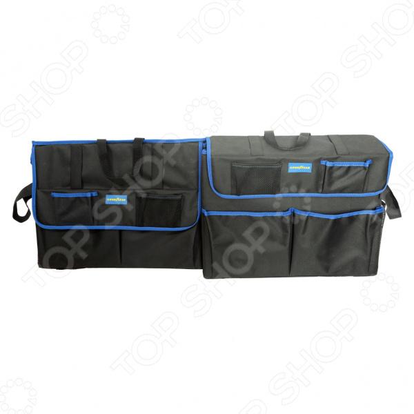 Органайзер в багажник Goodyear органайзер в багажник goodyear складной 2 секции gy001002