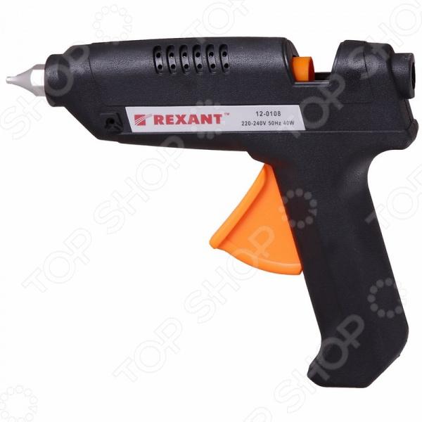 Пистолет клеевой Rexant 12-0108
