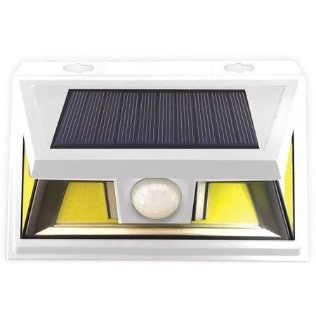 Купить Фонарь с датчиком движения и солнечной батареей SunBlast