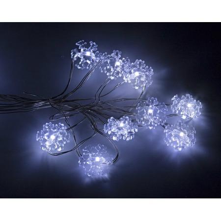 Купить Гирлянда светодиодная Neon-Night «Снежинки»