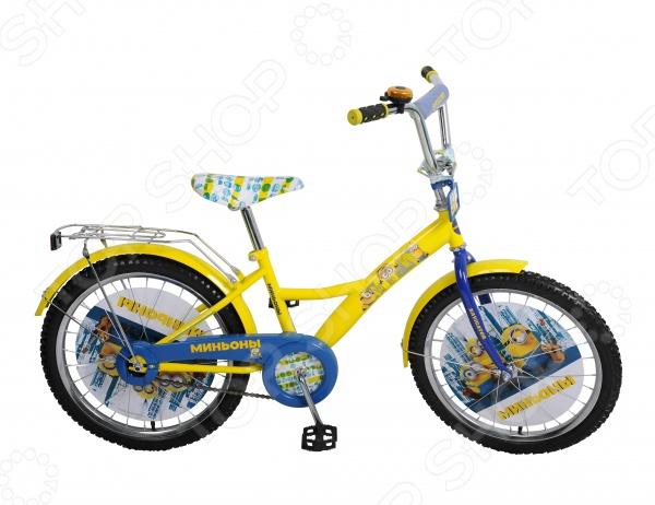 Велосипед детский Navigator «Миньоны» KITE Navigator - артикул: 815585