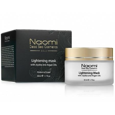 Купить Маска для лица осветляющая Naomi with Jojoba and Argan Oils