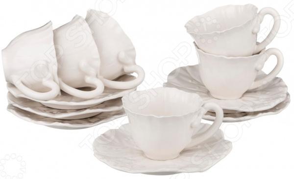 Чайный набор Lefard 599-227 стеллар детская посуда чайный набор