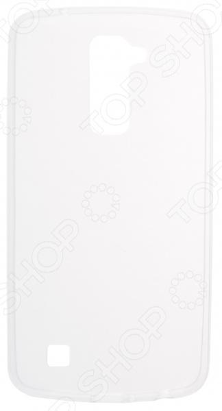 Чехол защитный skinBOX 4People для LG K10