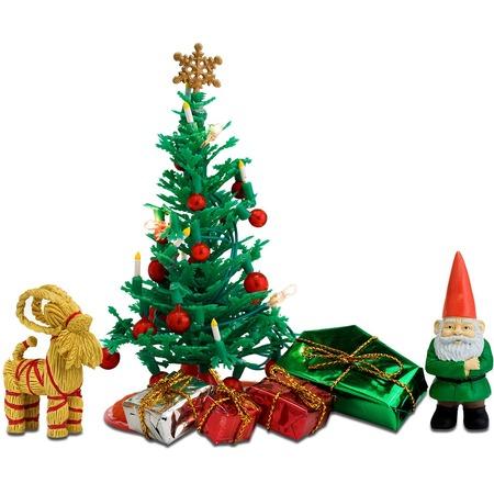 Купить Набор мебели для куклы Lundby «Рождественский набор»