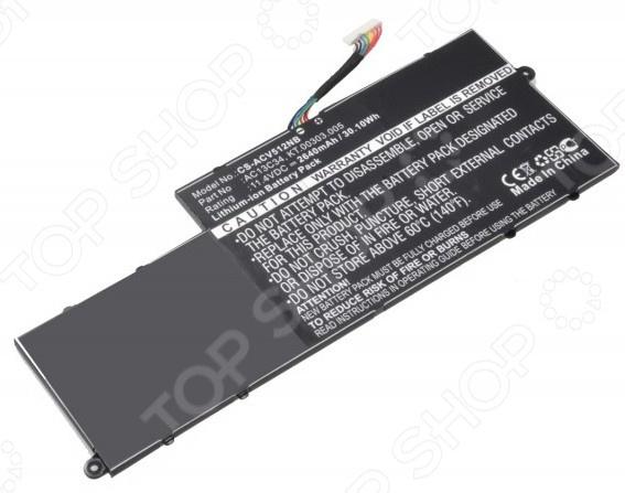 Аккумулятор для ноутбука Pitatel BT-037 монитор acer et241ybi