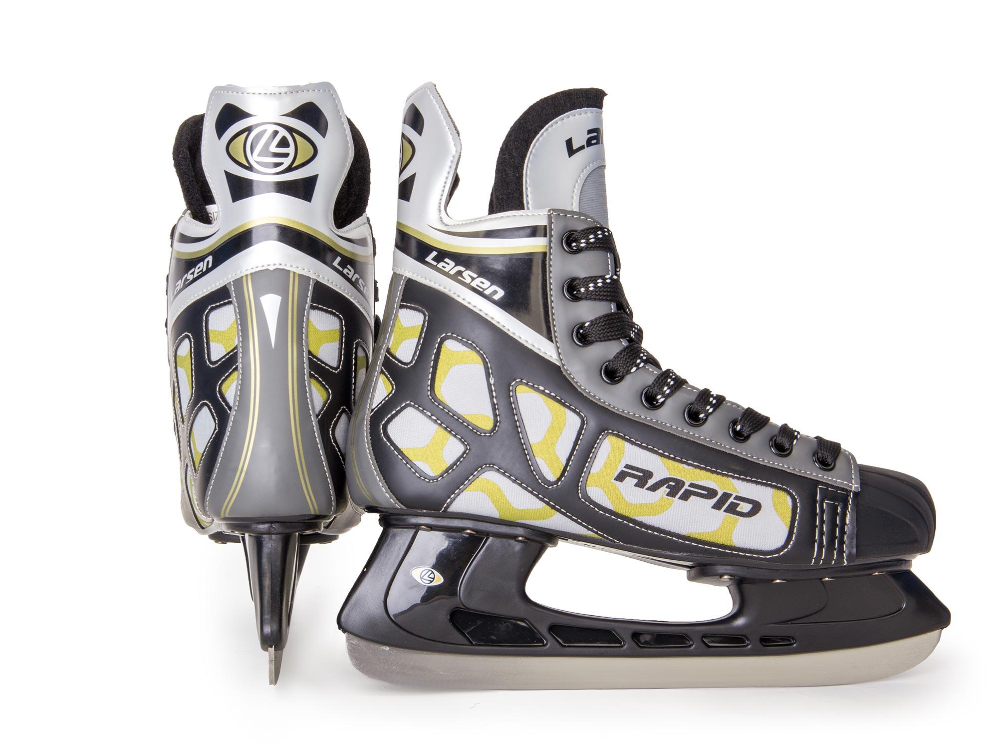 Коньки хоккейные Larsen Rapid