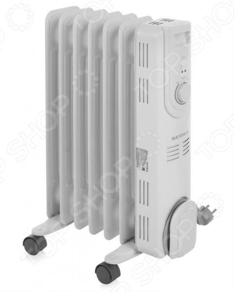 Радиатор масляный Supra ORS-07-S2