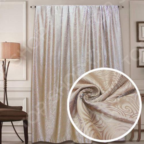 Портьера Amore Mio Muzi выразительная деталь для оформления ваших окон. Этим изделием вы обеспечите интерьеру не только защиту от прямых солнечных лучей, но и избавитесь от постороннего шума. Красивая штора преобразит ваш дом:  вы сможете обновить поднадоевший стиль любой комнаты;  дизайн сделает помещение более современным;  комплект создаст уютную и привлекательную атмосферу. Эта модель станет ярким акцентом помещения или же исполнит роль нежного фона, на котором хорошо будут выделяться другие предметы интерьера. Изюминка интерьера Чтобы превратить ваш дом в уютное гнездышко вам нужны не только красивые, но и практичные в обиходе вещи. Ткань портьеры выполнена из 100 полиэстера с имитацией натурального жаккардового льна:  изделие мягко ниспадает волнами, которые превосходно обрамляют окна;  материал препятствует проникновению пыли и шума с улиц;  элегантный итальянский дизайн смотрится очень стильно;  насыщенный цвет украсит и оживит комнату.  Дизайнерское решение для окон Идеальная композиция окна зависит от многих критериев, в число которых входят и портьеры.  Оригинальный узор, который не будет противоречить стилю комнаты.  Оформление материала выглядит свежо и неординарно.  Штора легко крепится на шторную ленту. Абстрактный рисунок выгодно подчеркнет современный стиль в вашем интерьере. Не упустите свой шанс блеснуть хорошим вкусом и украсить свой дом с помощью этой продукции.