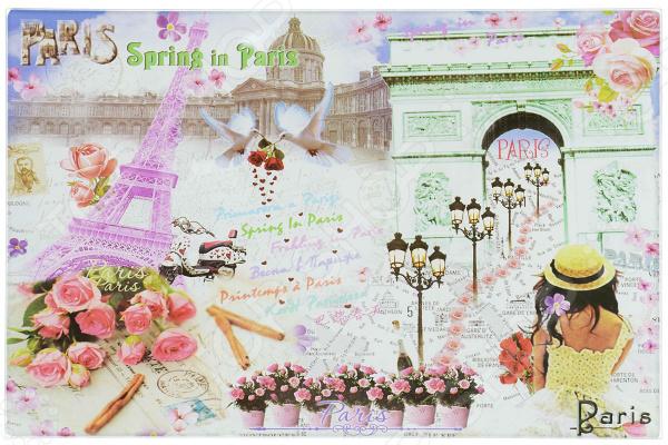 Доска разделочная Gift'n'home «Весна в Париже» меньшикова ю свежий взгляд или в париже уже весна page 3
