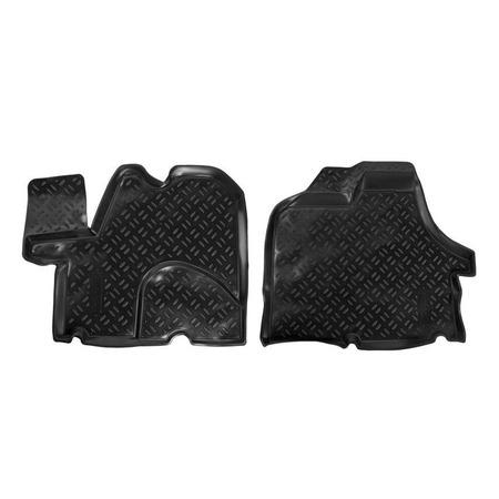 Купить Набор ковриков в салон передних Airline Fiat Ducato II (244) (02-, 07-11 Елабуга)