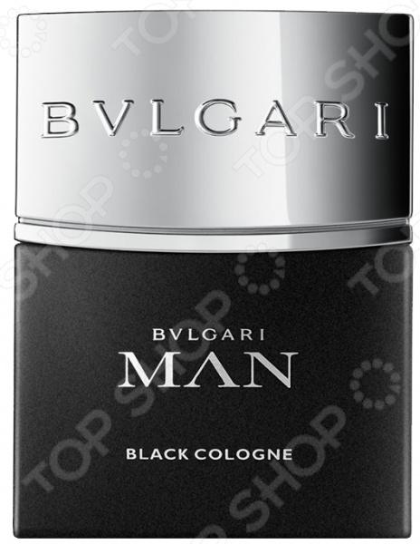 Туалетная вода для мужчин BVLGARI Man Black Cologne