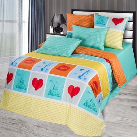 Купить Комплект постельного белья La Noche Del Amor А-719. Семейный