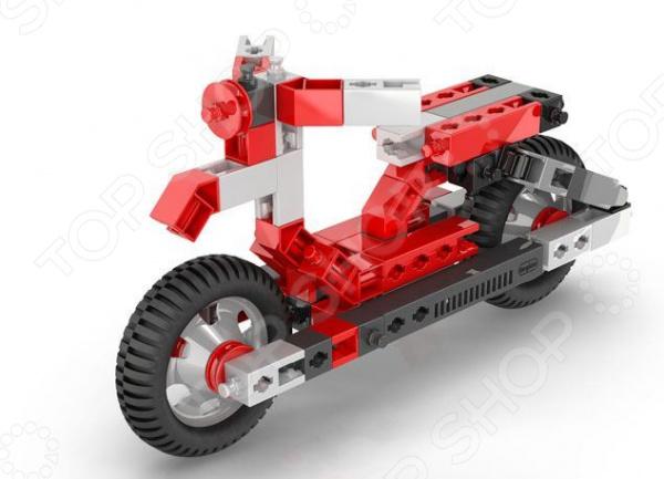Конструктор-игрушка Engino Pico builds/Inventor «Мотоциклы» конструкторы engino pico builds inventor мотоциклы 8 в 1