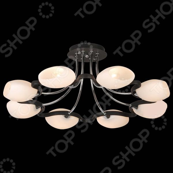 Люстра потолочная Natali Kovaltseva 9210/8C WENGE  светильник natali kovaltseva 13510 2 wenge