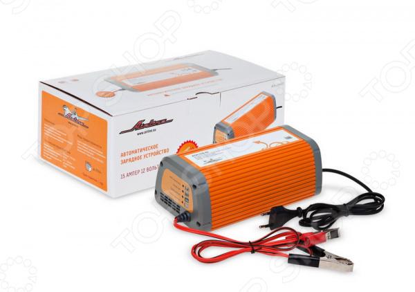Зарядное устройство автомобильное Airline ACH-15A-03  зарядное устройство автомобильное usb для iphone 5 airline ach ui 06