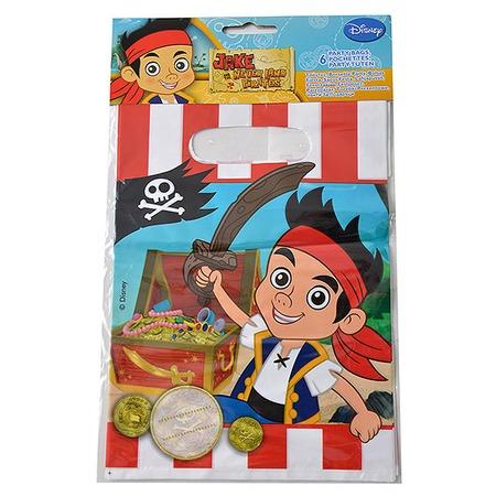Купить Подарочные пакетики Procos «Джейк и пираты Нетландии»