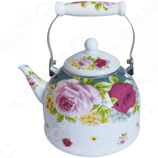 Чайник эмалированный Rainstahl RS-7532-35