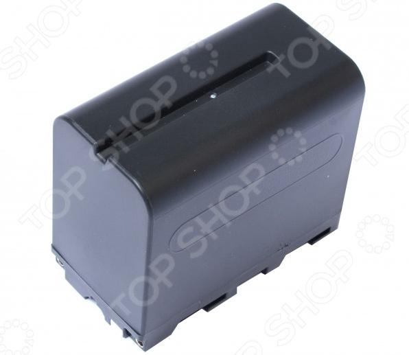 Аккумулятор для камеры Pitatel SEB-PV1002 np f960 f970 6600mah battery for np f930 f950 f330 f550 f570 f750 f770 sony camera