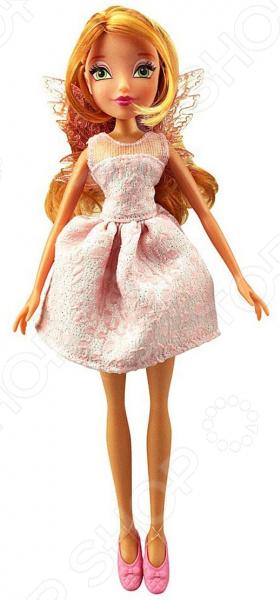 Кукла с аксессуарами Winx Fairy Miss Flora