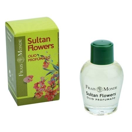 Купить Масло парфюмерное Frais Monde «Цветы султана», 12 мл