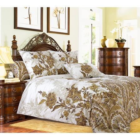 Купить Комплект постельного белья Королевское Искушение «Музей». Тип ткани: перкаль