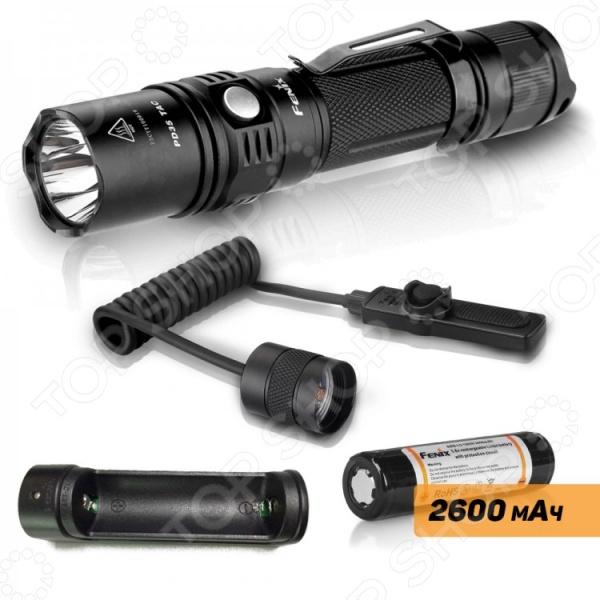 Набор тактический Fenix PD35 TAC/ARB-L2-2600/ARE-X1/AER-02 fenix aer 03