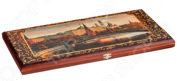 Нарды «Москва» 28-348 нарды хохлома