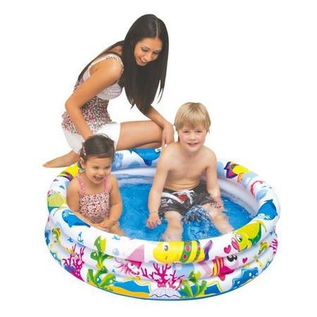 Купить Бассейн надувной Jilong Sea World Pool JL017010-3NPF
