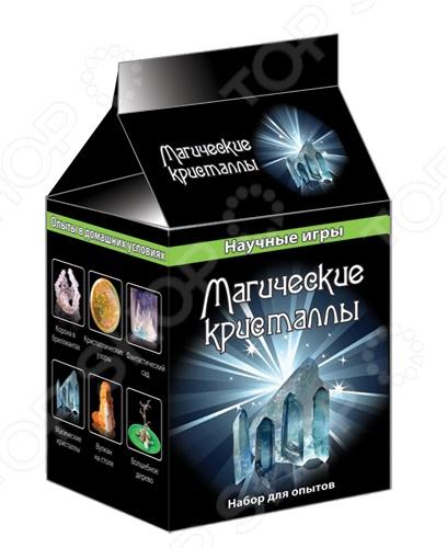 Набор для опытов Ранок «Магические кристаллы» Набор для опытов Ранок «Магические кристаллы» /