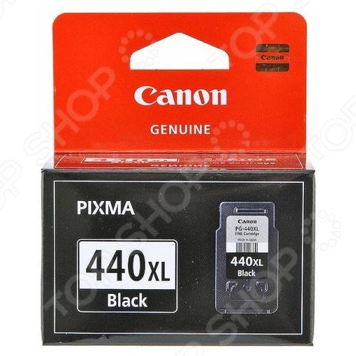 Картридж струйный Canon PG-440XL картридж canon pg 440xl для pixma mg2140 mg3140 600 стр черный 5216b001