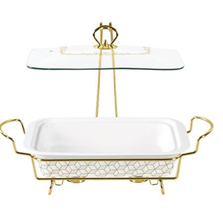 Купить Мармит LARA Gold Cube LR12-06