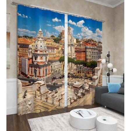 Купить Фотошторы Сирень «Город в Венеции»