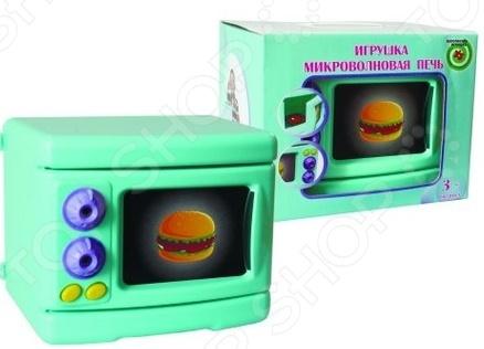 Микроволновая печь игрушечная Совтехстром У562 игрушечная бытовая техника estabella микроволновая печь