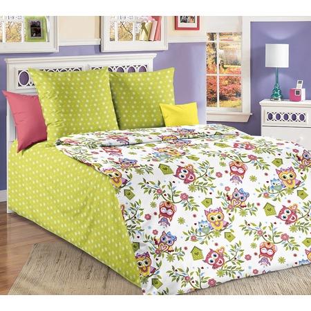 Купить Детский комплект постельного белья Бамбино «Совята»