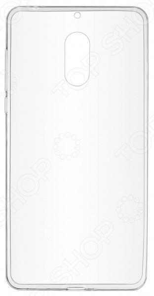 Чехол защитный skinBOX Nokia 6 накладка защитная skinbox nokia 5