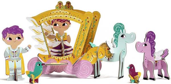 Игровой набор Krooom «Принцесса Ирис»