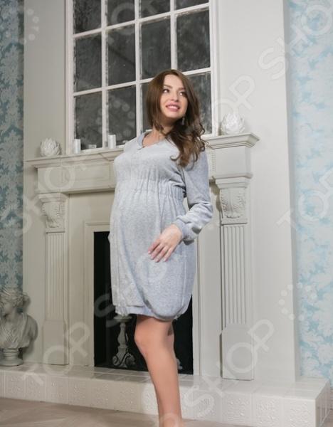Халат для беременных Nuova Vita 302.04 Mamma bella