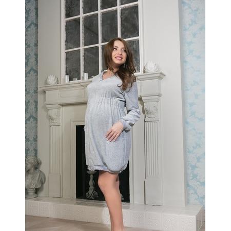 Купить Халат для беременных Nuova Vita 302.04 Mamma bella