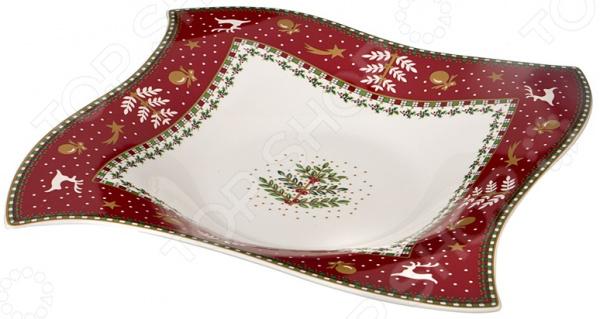 Блюдо Lefard «Новый Год!» 586-293 старый новый год с денисом мацуевым