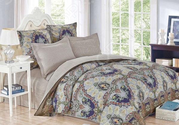 Комплект постельного белья Cleo 453-SK комплект постельного белья двуспальный cleo sk 2 441