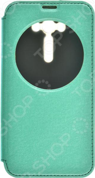 Чехол skinBOX Asus ZenFone Laser 2 ZE550KL чехол защитный skinbox asus zenfone 2 laser ze500kl