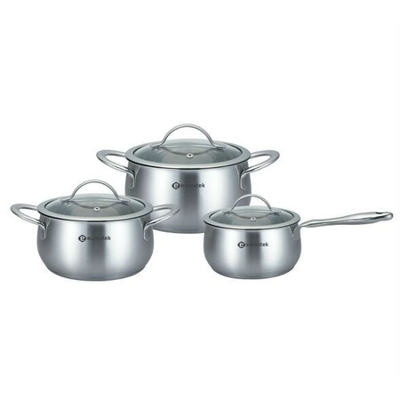 Купить Набор посуды Eurostek ES-1208