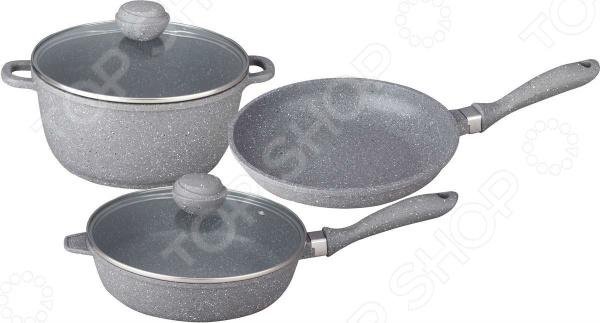 Набор посуды для готовки Bekker BK-4600