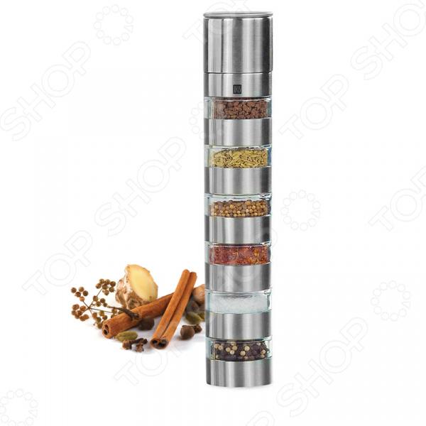 Набор-органайзер для специй IRIS Barcelona I3344-I мельница электрическая iris barcelona cuinox 2 в 1