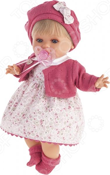 Zakazat.ru: Кукла интерактивная Munecas Antonio Juan «Кристиана блондинка»