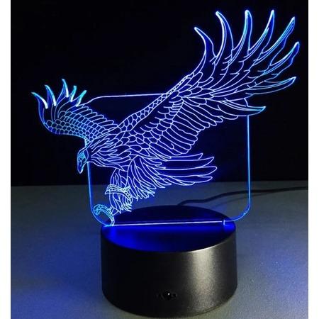 Купить Светильник 3D «Орел»